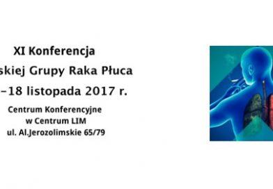XI Konferencja Polskiej Grupy Raka Płuca