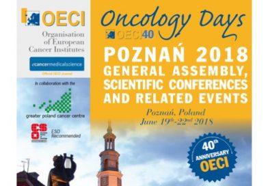 """""""Oncology days"""" w Poznaniu"""
