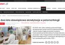 w prasie o projekcie wsparcia patomorfologii
