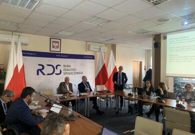 Rada Dialogu Społecznego wspiera działania projakościowe w patomorfologii